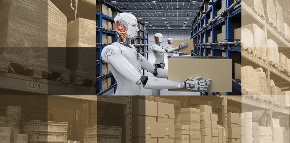 Automated or traditional warehouse